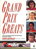 Grand Prix Greats, Roebuck, Nigel, 1852600314