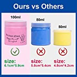 Slime Kit with 3 Pack Butter Slime,Pink