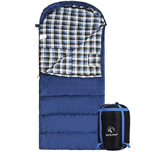 Cotton Flannel Sleeping Bag