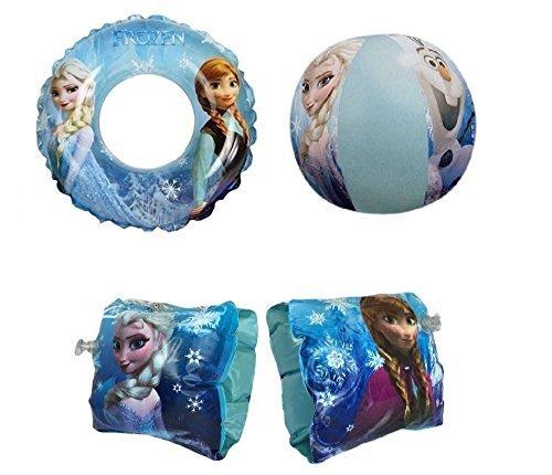 Disney Frozen Summer Swim Set (Best Disney Frozen Beach Chairs)