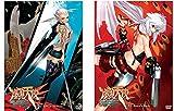 Burst Angel Death's Angel Vol. 1 + Vol. 5 Line in the Sand 2-DVD Bundle