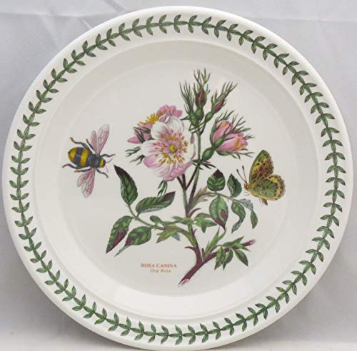 Portmeirion Botanic Garden Salad Plate (Treasure Flower)