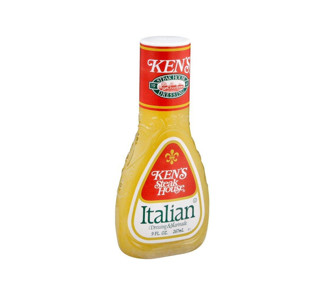 Ken's Dressing Marinade Italian, 9 Ounce - Pack of 9