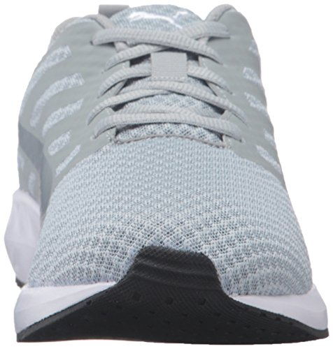 White Puma Men's Flare Quarry Running Shoe Puma Mesh AxfaYwqw0