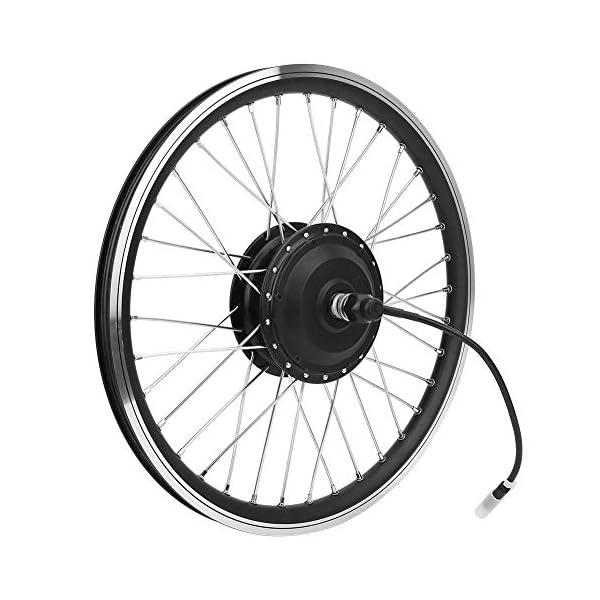 T best Kit di conversione per Bicicletta elettrica, Kit di conversione per mozzo per Bicicletta con Motore per… 4 spesavip