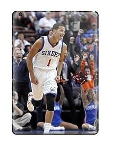 Ipad High Quality Tpu Case/ Philadelphia 76ers Nba Basketball (21) IXugktL1085RpmGW Case Cover For Ipad Air