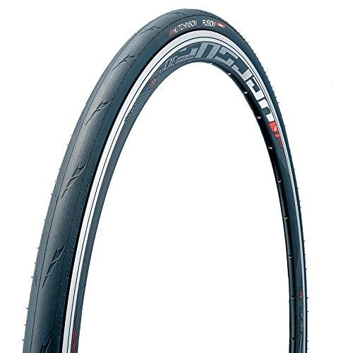 (Hutchinson Fusion 5 Tubeless Galactik Road Tire 700x23 Black)
