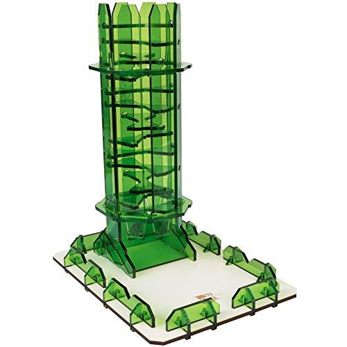 ADC Blackfire Entertainment 40156 Dice Tower-Emerald Twister