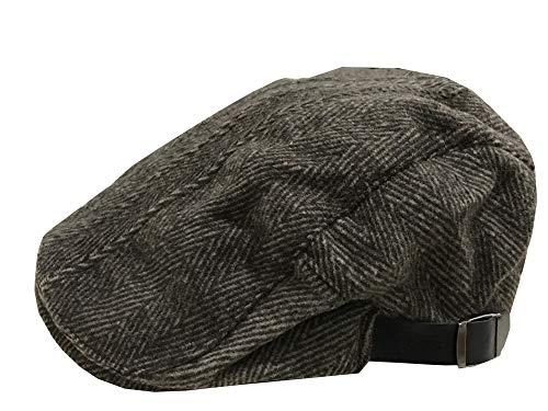 lana misto 3 per Cappellino Inverno in Caffè Acvip Cappello unisex regolabile Autunno adulto colori stile q40Sqw8B