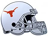 Game Day Outfitters NCAA Texas Longhorns Car Magnet Helmet (Large, 2 Pack)