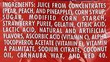 Welchs Strawberry Fruit Snacks, 5-Ounce