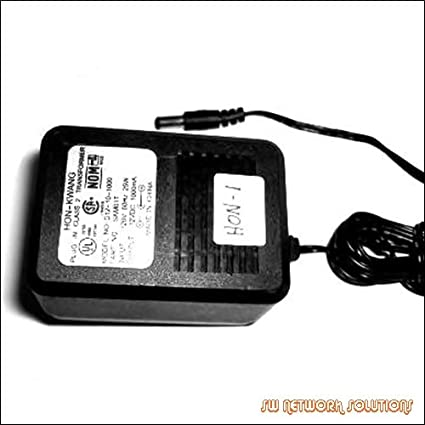AC Adapter for HON-Kwang D12-10-1000-06 Plug in Class 2 Transformer Power Supply