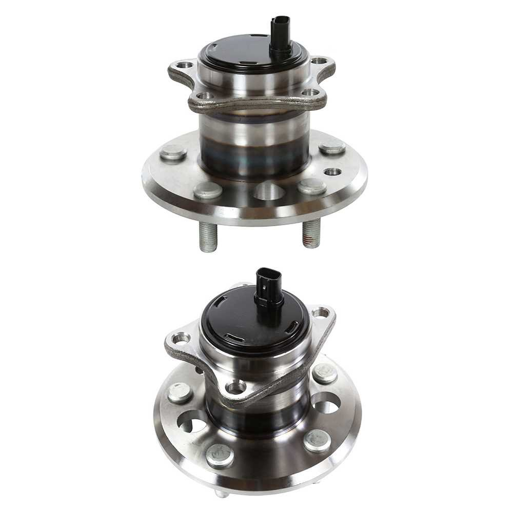 Prime Choice Auto Parts HB612208PR Rear Hub Bearing Assembly Pair