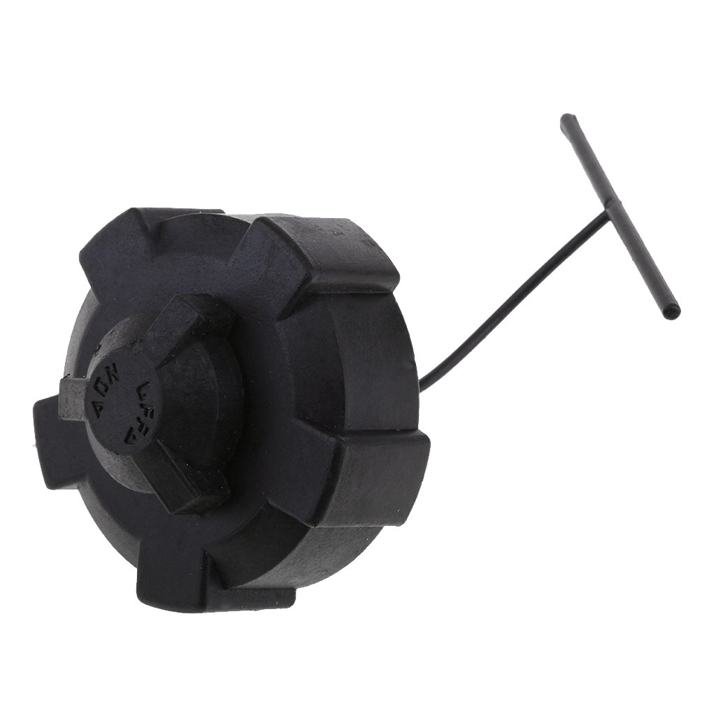 Baosity Durable Gas Cap Fuel Oil Tank Cover Assy for Marine Outboard Engine 4/5/6HP