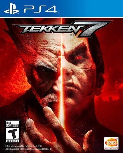 Namco Bandai Games Tekken 7 Básico PlayStation 4 Inglés vídeo - Juego (PlayStation 4, Lucha, Modo multijugador, T (Teen)): Amazon.es: Videojuegos