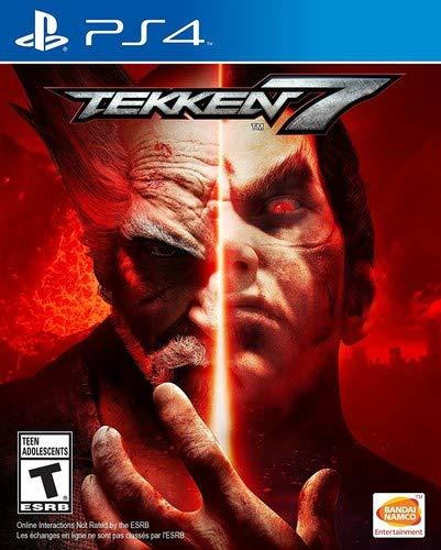Tekken 7 - PlayStation 4 (Tekken Tag Tournament 2 Vs Tekken 6)