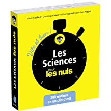 Les sciences pour les Nuls Vite et Bien (French Edition)