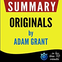 Summary: Originals - How Non-Conformists Move the World