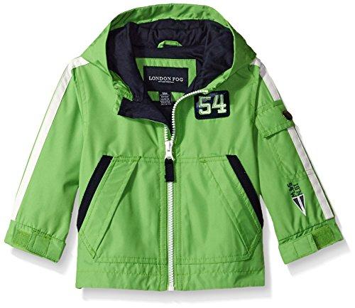 london-fog-baby-boys-stripe-sleeve-jacket-green-24m