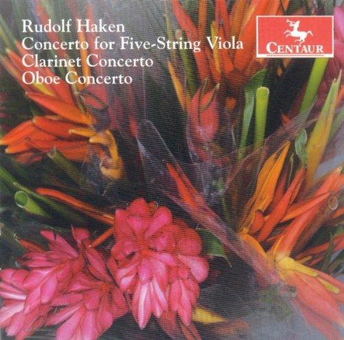 I. Allegro moderato (William Haken)