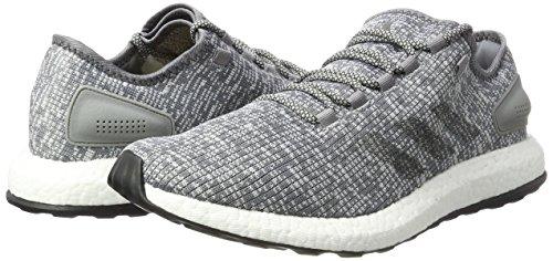 Adidas Pureboost, Chaussures de Course Homme, Gris (Gris/Grpudg/Gritra), 48 EU