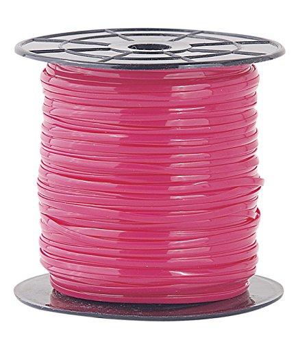 Toner Crafts Pink 100YD Spool, 100 yd
