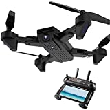 L600 Drone,YunZyun WiFi FPV 0.3MP Optical HD Camera 2.4GHz 4 Axis RC Quadcopter Aerial Aircraft (Black)