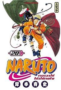 """Afficher """"Naruto n° 20"""""""