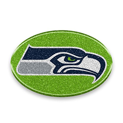 - NFL Seattle Seahawks Color Bling Emblem, 4