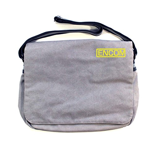 Despatch Bag Grey Light Canvas Tron Encom Vintage Text ApwTIq