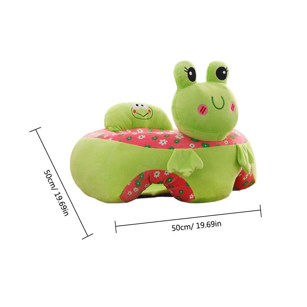 iBaste Sitzsack Baby Kindersitzsack Spielzimmer Baby St/ützsitz lernen sitzen weichen Stuhl Kissen Sofa Pl/üsch Kissen Spielzeug