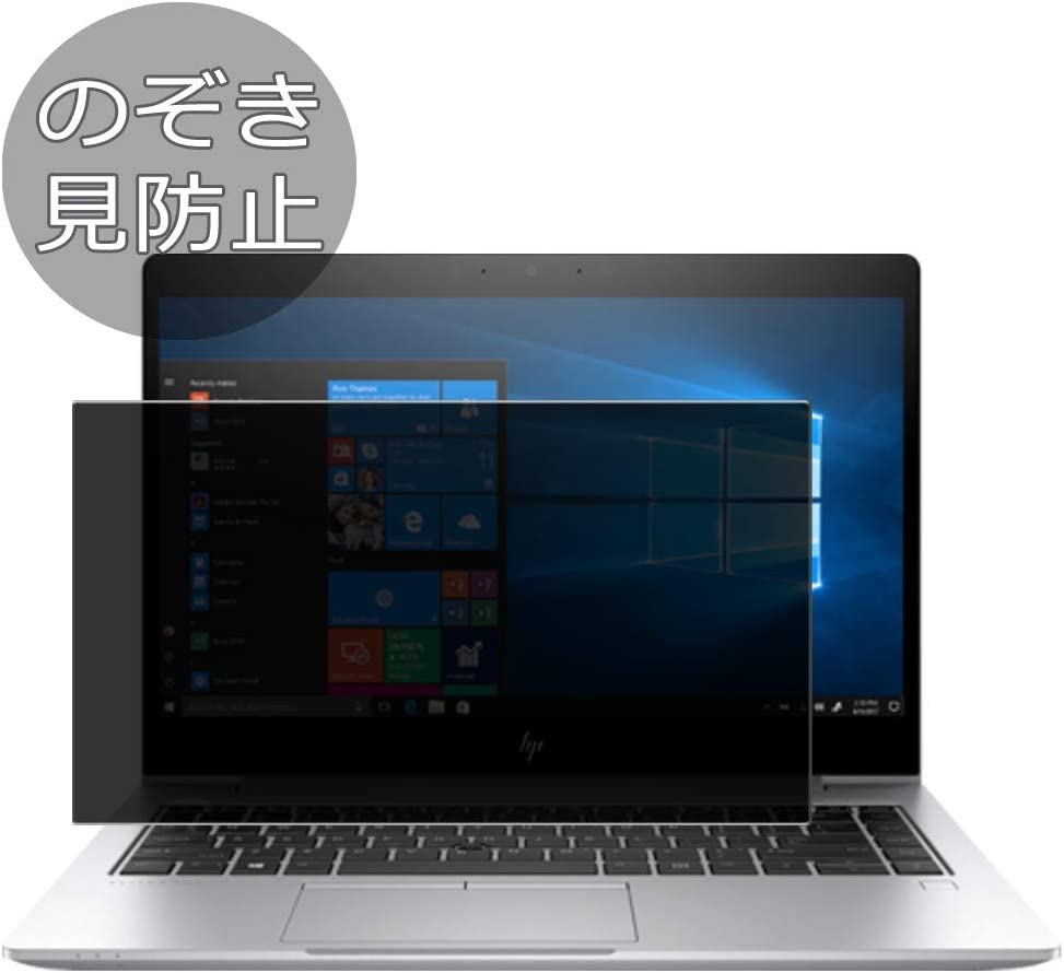 """Synvy Privacy Screen Protector Film for HP EliteBook 840 G6 14"""" Anti Spy Protective Protectors [Not Tempered Glass]"""