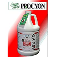 1 Each- 128 oz. Bottle - Soap Free PROCYON EXTREME! Carpet Pre - Spray Concentrate