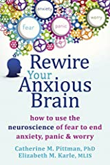 Do you ever wonder what is happening inside your brain when you feel anxious, panicked, and worried? In Rewire Your Anxious Brain, psychologist Catherine Pittman and author Elizabeth Karle offer a unique, evidence-based solution to overcoming...