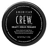American Crew Heavy Hold Pomade, 3 Oz