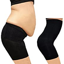 H.coosy practical;cozy pants large yards high waist postpartum underwear body body sculpting pants lady anti-light safety pants Large price on another XL / XXL