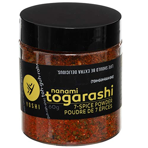 Yoshi Shichimi/Nanami Togarashi Japanese 7 Spice Dry for sale  Delivered anywhere in Canada