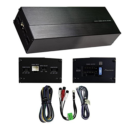 - Pioneer GM-D1004 400W 4-Channel GM Digital Series Class FD Amplifier