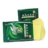 SysPod(TM) Fashion Rheumatoid Arthritis Lumbar Cervical Spondylosis Plaster Vietnam Creams White Tiger Active