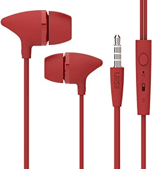 Uiisii C100 In-ear Earbuds Headphones