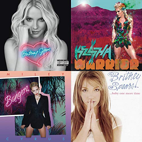 Britney Spears and More (Britney Spears Hit Me Baby One More Time)