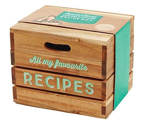 legno Jamie Oliver 553476/Recipe box