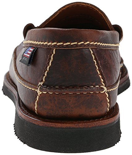 Chippewa Mens American Bison Rugged Casuals Penny Loafer Brown L1rSsrkQ