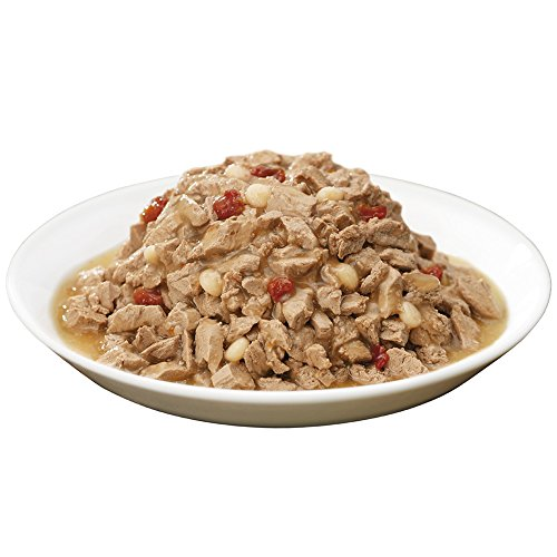 Picture of Pro Plan Adult Chicken, Tomato & Pasta Entree In Gravy Canned Cat Food 24 - 3oz Cans