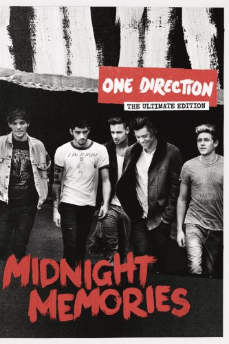 CD : One Direction - Midnight Memories (Deluxe Edition)