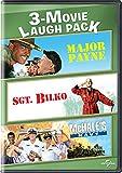 Major Payne/Sgt. Bilko/McHale's Navy (1997) 3-Movie Laugh Pack