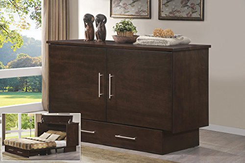 (Original Coffee Queen Cabinet Bed by Creden-ZzZ)