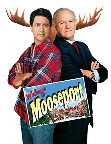 DVD : Welcome To Mooseport