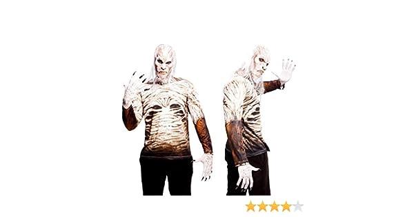 Yiija Fast Fun - Disfraz camiseta Walker, para adultos, talla S ...