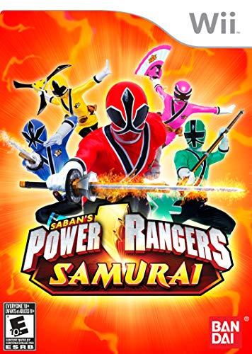 Power Rangers Samurai - Nintendo Wii (Certified Refurbished) (Power Rangers Wii Game)